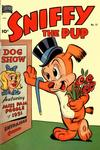 Cover for Sniffy the Pup (Pines, 1949 series) #12