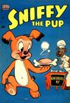 Cover for Sniffy the Pup (Pines, 1949 series) #13