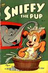 Cover for Sniffy the Pup (Pines, 1949 series) #14