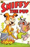 Cover for Sniffy the Pup (Pines, 1949 series) #16
