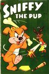 Cover for Sniffy the Pup (Pines, 1949 series) #18