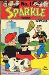 Cover for Sparkle Comics (United Feature, 1948 series) #1