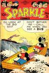 Cover for Sparkle Comics (United Feature, 1948 series) #5