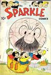 Cover for Sparkle Comics (United Feature, 1948 series) #6
