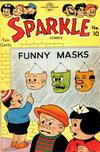 Cover for Sparkle Comics (United Feature, 1948 series) #10