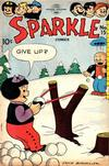 Cover for Sparkle Comics (United Feature, 1948 series) #15
