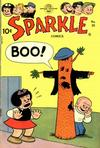 Cover for Sparkle Comics (United Feature, 1948 series) #25