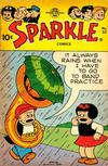 Cover for Sparkle Comics (United Feature, 1948 series) #32