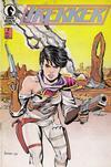 Cover for Trekker (Dark Horse, 1987 series) #2