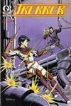 Cover for Trekker (Dark Horse, 1987 series) #3