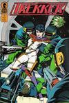 Cover for Trekker (Dark Horse, 1987 series) #4