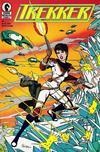 Cover for Trekker (Dark Horse, 1987 series) #5