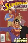 Cover for Superman: Birthright (DC, 2003 series) #3 [Direct Sales]
