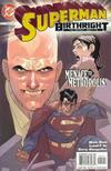 Cover for Superman: Birthright (DC, 2003 series) #5 [Direct Sales]