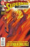 Cover for Superman: Birthright (DC, 2003 series) #8 [Direct Sales]