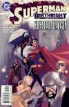 Cover for Superman: Birthright (DC, 2003 series) #9 [Direct Sales]