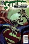 Cover for Superman: Birthright (DC, 2003 series) #10 [Direct Sales]