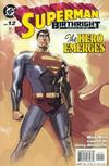 Cover for Superman: Birthright (DC, 2003 series) #12 [Direct Sales]
