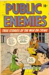 Cover for Public Enemies (D.S. Publishing, 1948 series) #v1#3