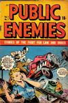 Cover for Public Enemies (D.S. Publishing, 1948 series) #v1#7