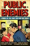 Cover for Public Enemies (D.S. Publishing, 1948 series) #v1#9