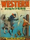 Cover for Western Fighters (Hillman, 1948 series) #v3#9