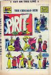 Cover for The Spirit (Register and Tribune Syndicate, 1940 series) #3/16/1947