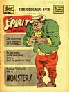 Cover for The Spirit (Register and Tribune Syndicate, 1940 series) #4/6/1947