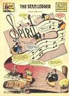 Cover for The Spirit (Register and Tribune Syndicate, 1940 series) #4/20/1947