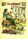 Cover for The Spirit (Register and Tribune Syndicate, 1940 series) #11/23/1947