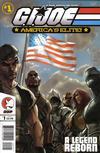 Cover for G.I. Joe: America's Elite (Devil's Due Publishing, 2005 series) #1