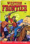 Cover for Western Frontier (P.L. Publishing, 1951 series) #1
