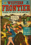 Cover for Western Frontier (P.L. Publishing, 1951 series) #2