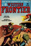 Cover for Western Frontier (P.L. Publishing, 1951 series) #3