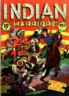 Cover for Indian Warriors (Star Publications, 1951 series) #8