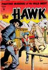 Cover for The Hawk (St. John, 1953 series) #9