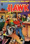 Cover for The Hawk (St. John, 1953 series) #10