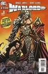 Cover for Warlord (DC, 2006 series) #1
