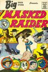 Cover Thumbnail for Masked Raider (1959 series) #7 [Big Shoe Store]