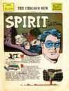 Cover for The Spirit (Register and Tribune Syndicate, 1940 series) #11/17/1946