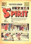 Cover for The Spirit (Register and Tribune Syndicate, 1940 series) #12/15/1946