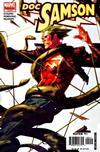 Cover for Doc Samson (Marvel, 2006 series) #2