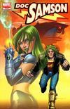 Cover for Doc Samson (Marvel, 2006 series) #3