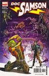 Cover for Doc Samson (Marvel, 2006 series) #4