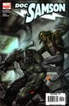 Cover for Doc Samson (Marvel, 2006 series) #5