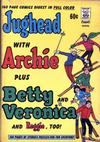 Cover for Jughead with Archie Plus Betty & Veronica & Reggie, Too (Archie, 1974 series) #1