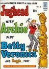 Cover for Jughead with Archie Plus Betty & Veronica & Reggie, Too (Archie, 1974 series) #2