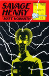 Cover for Savage Henry (Rip Off Press, 1989 series) #20