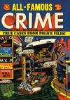 Cover for All-Famous Crime (Star Publications, 1951 series) #10
