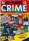 Cover for All-Famous Crime (Star Publications, 1952 series) #4
